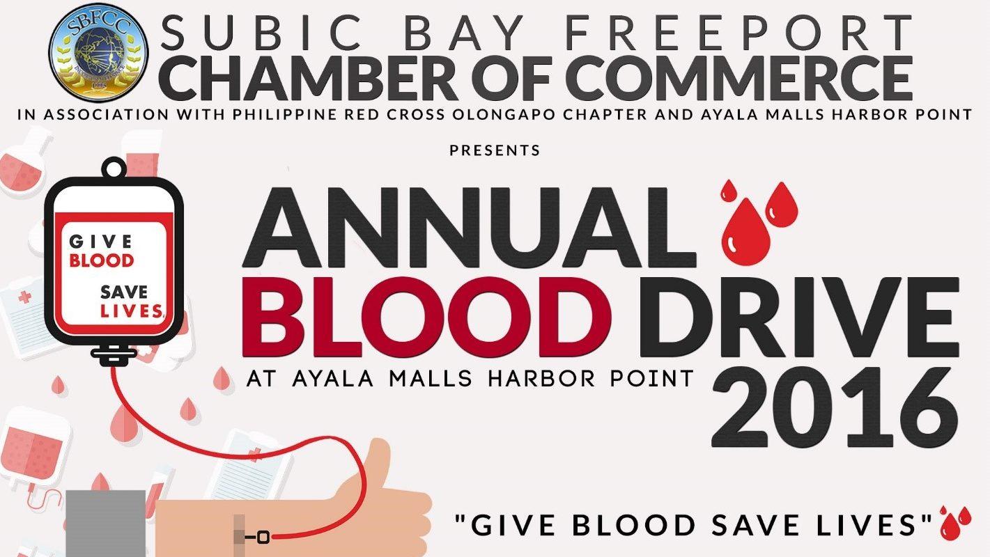 Successful 2016 Blood Drive