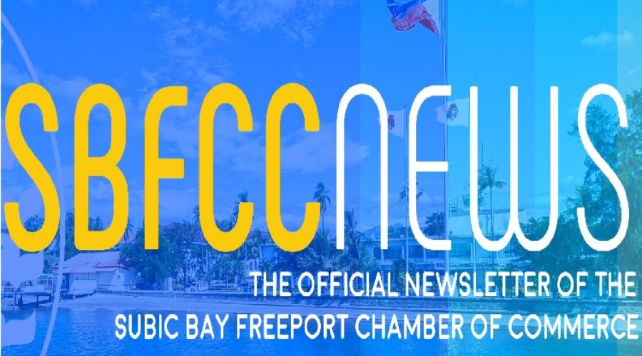 Newsletters of Subic Bay Freeport Chamber of Commerce