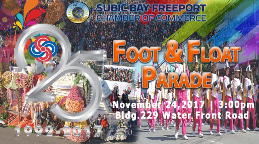 Foot and Float Parade
