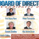 BOARD OF DIRECTOR'S CANDIDATES 2017