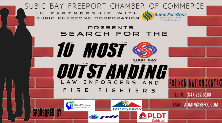 10 MOST OUTSTANDING LAW ENFORCERS AND FIRE FIGHTERS NOMINATION 2017